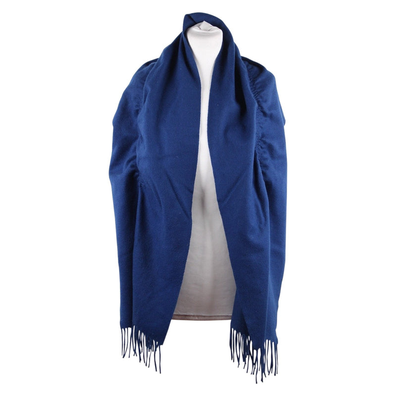 Fendi Vintage Wrap Scarf with Fringes