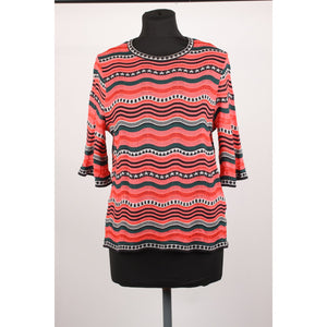 Light Weight Knit Jumper T Shirt Size 42