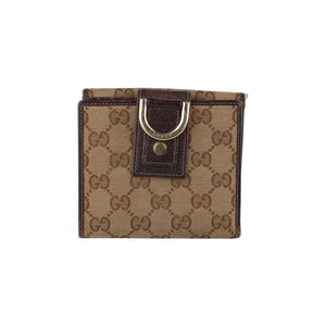 Gucci Monogram Abbey Wallet