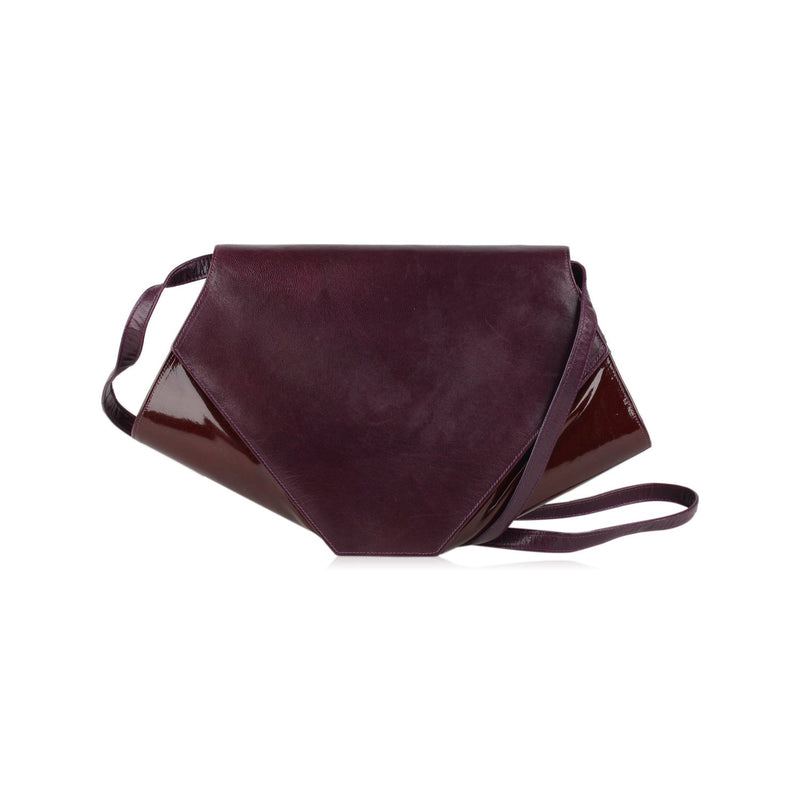 Charles Jourdan Vintage Messenger Clutch Bag