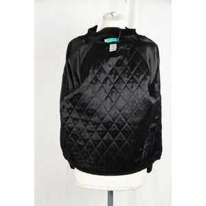 CACHAREL Black Velvet JACKET Size 38/6