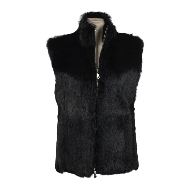 Rabbit Fur Gilet Vest 38/8 Opherty & Ciocci