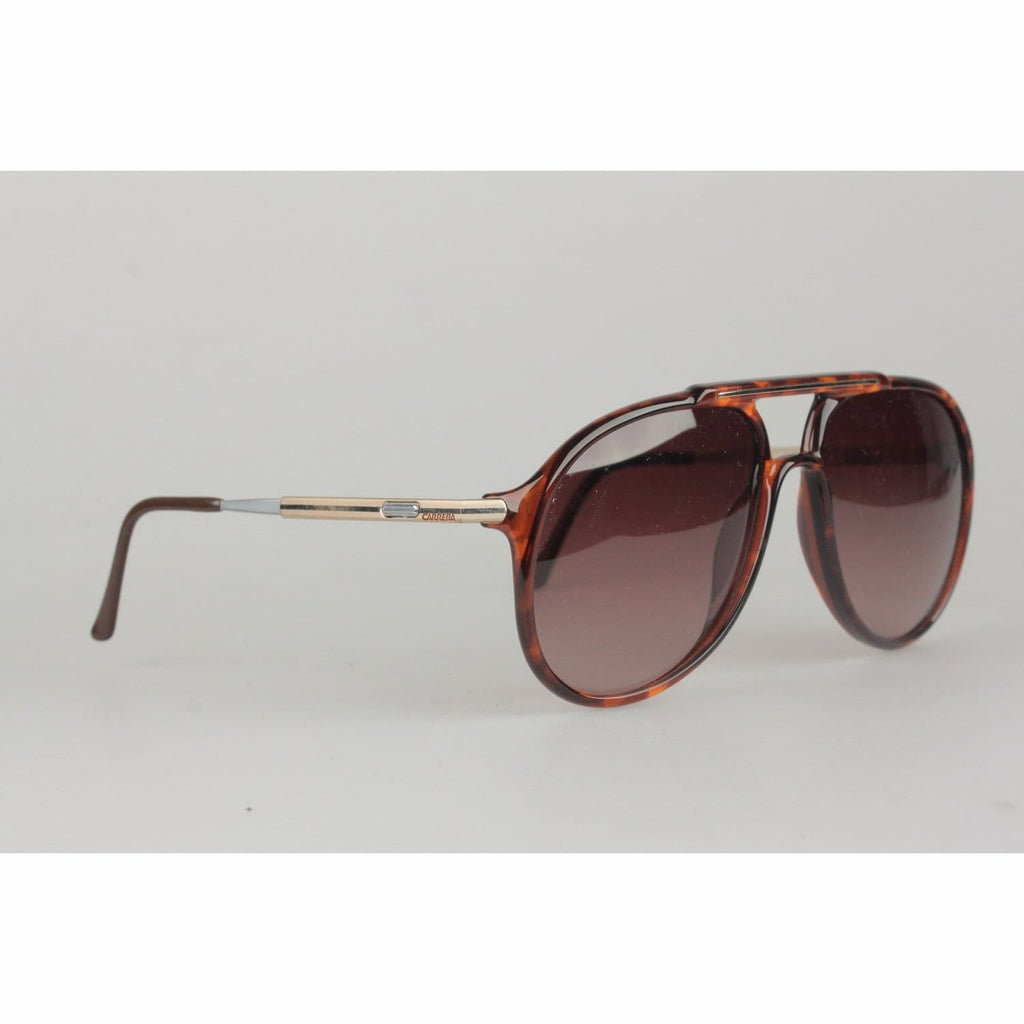 b50b35613f Vintage Brown Sunglasses 5300E Vario 60-16Mm Opherty   Ciocci