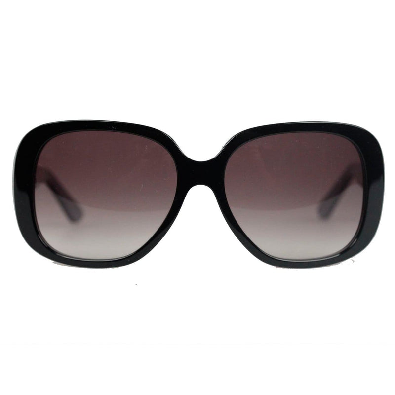 Black Oversized Sunglasses 54Mm Opherty & Ciocci