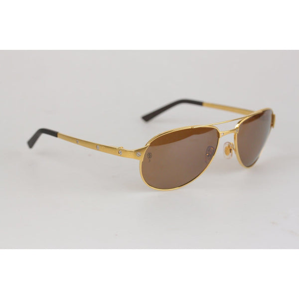 Gold Edition Santos Dumont Polarized Lenses 55Mm Opherty & Ciocci
