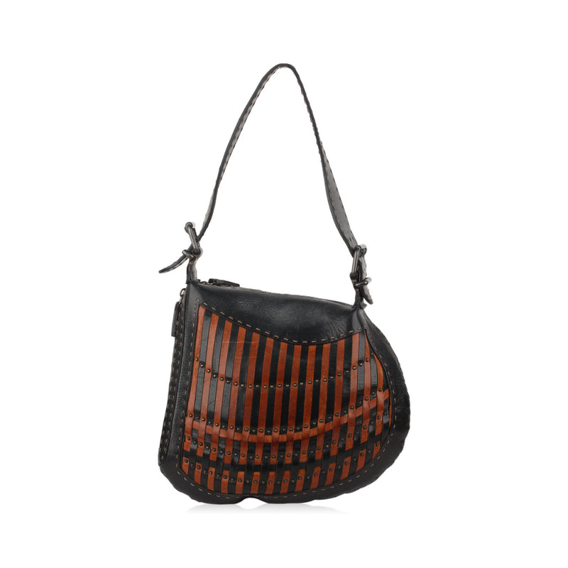 Fendi Oyster Bag Hobo Shoulder Bag