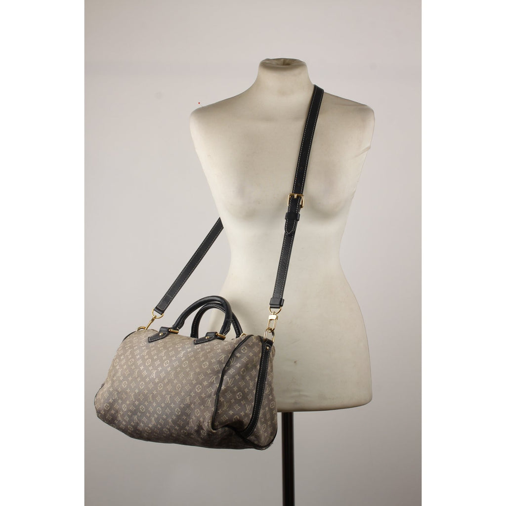 Louis Vuitton Monogram Idylle Speedy 30 Bandouliere Bag