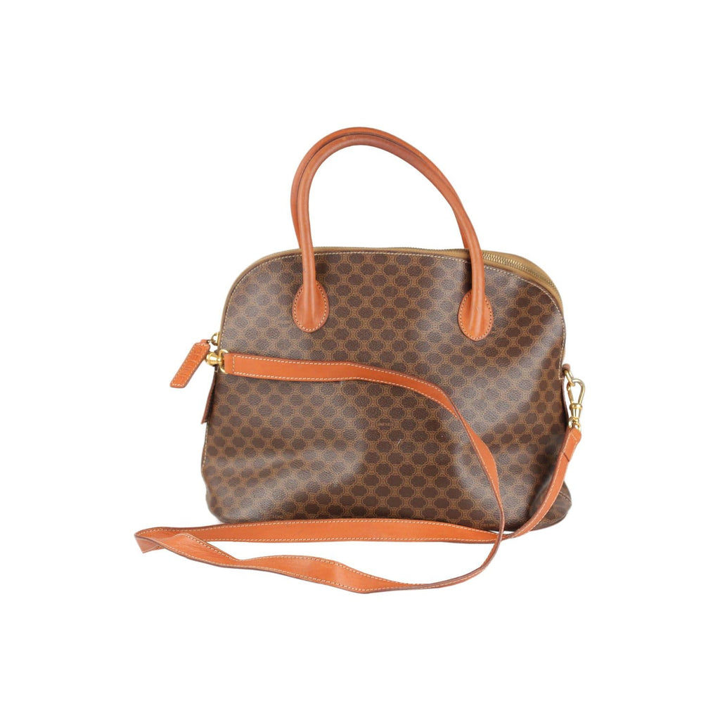 Macadam Satchel Bag Opherty & Ciocci