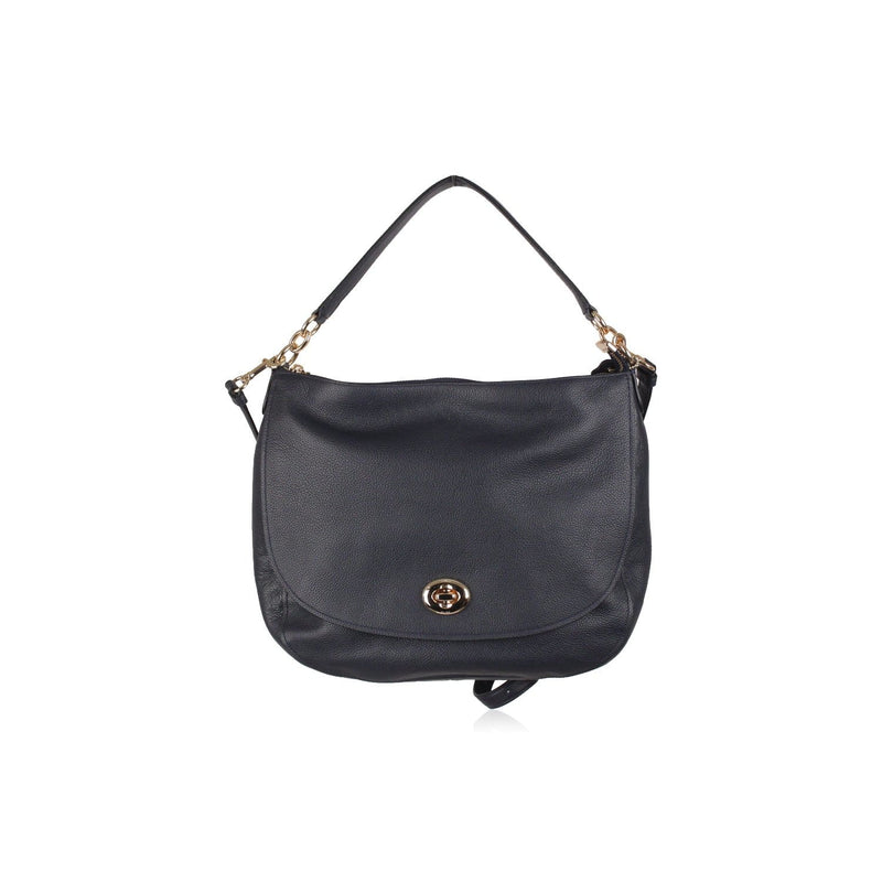 Flap Tote Bag With Shoulder Strap Opherty & Ciocci