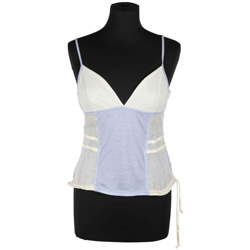 Color Block Panelled Cami Top Size S Opherty & Ciocci
