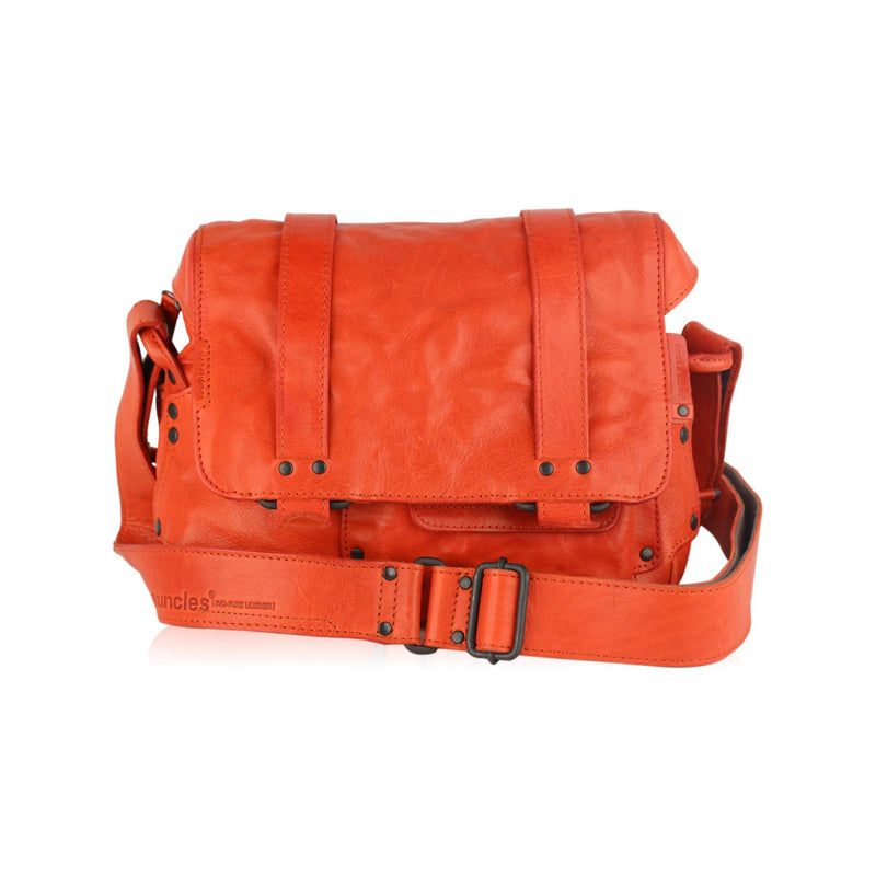 Flap Messenger Bag Crossbody