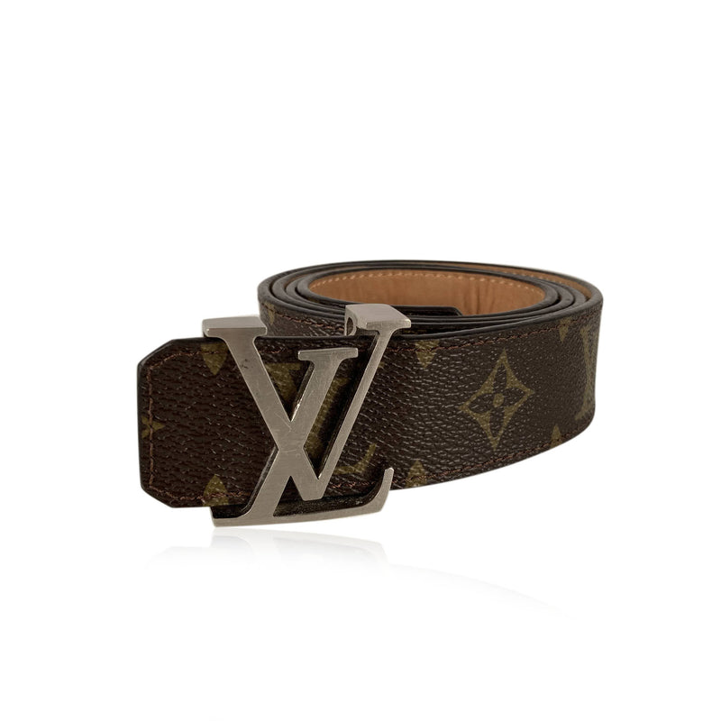 Louis Vuitton  Monogram Canvas LV Buckle Size 36/105