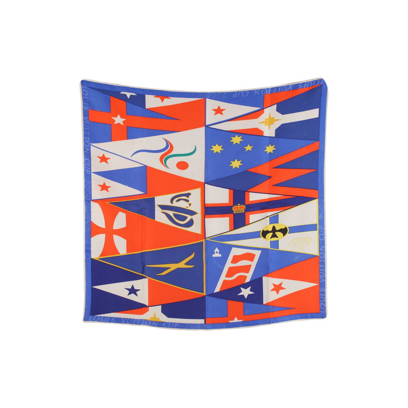 Louis Vuitton Cup 2000 Limited Edition Scarf