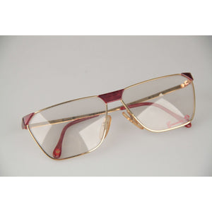 24K Gold Plated Eyeglasses MC2 54mm