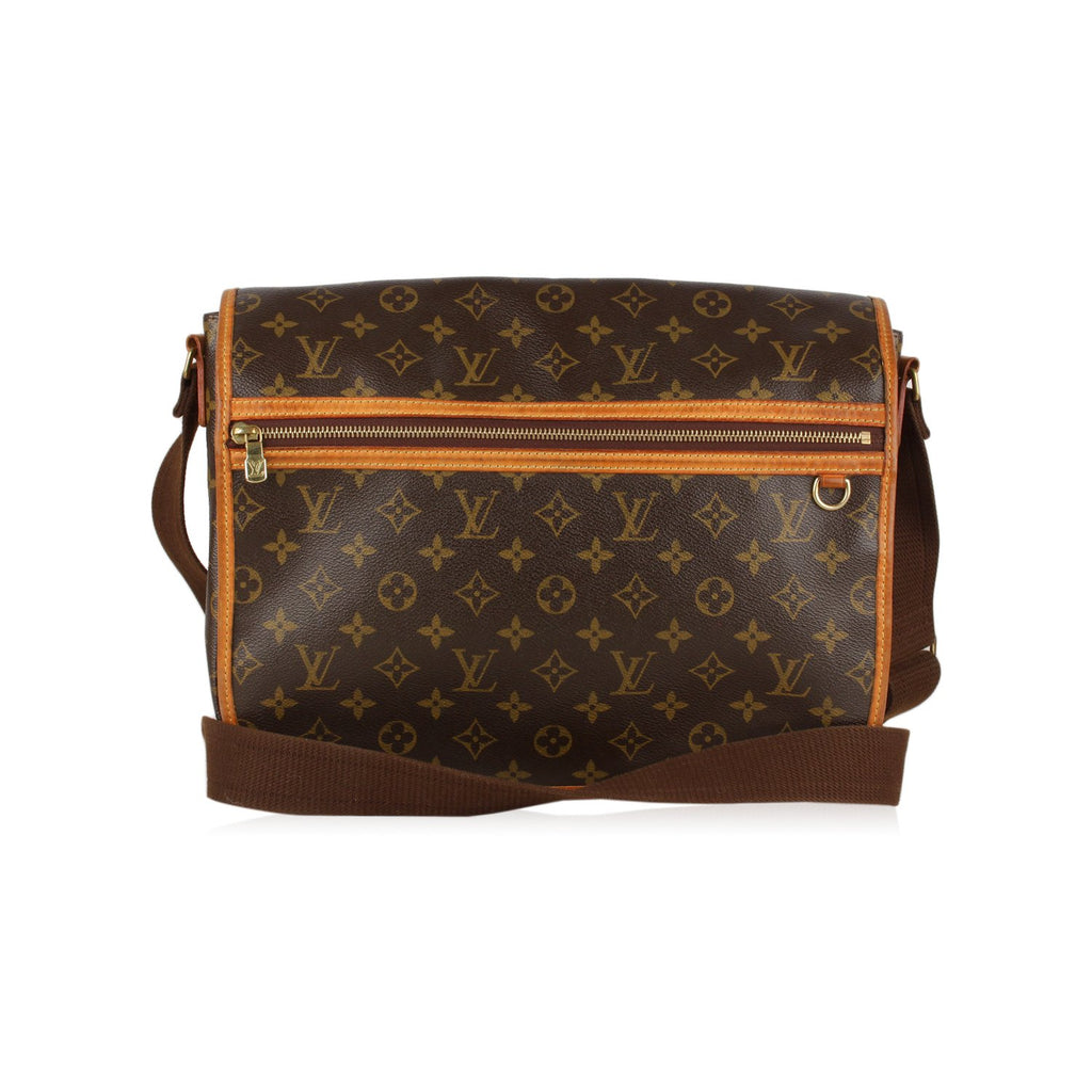 Louis Vuitton Monogram Bosphore MM Messenger Bag