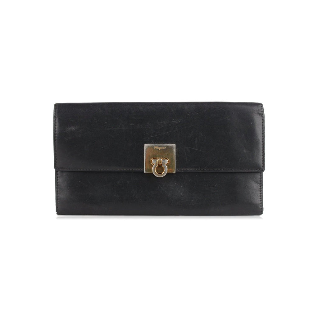 Salvatore Ferragamo Vintage Wallet Coin Purse