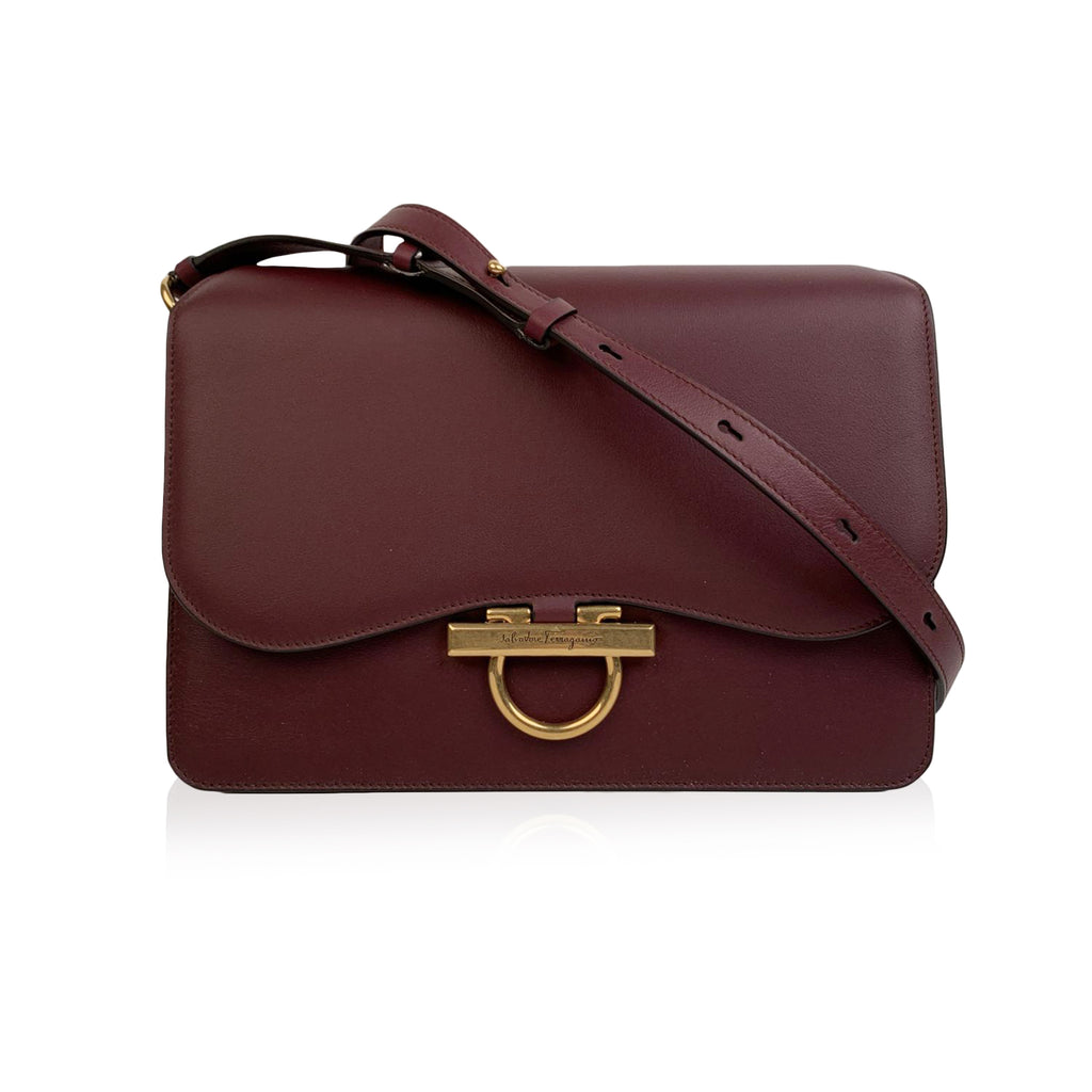 Salvatore Ferragamo Classic Flap Joanne Shoulder or Crossbody Bag