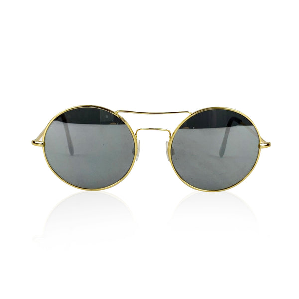 Illesteva Round Unisex Mint Sunglasses Delon 50-18 140mm Boxed