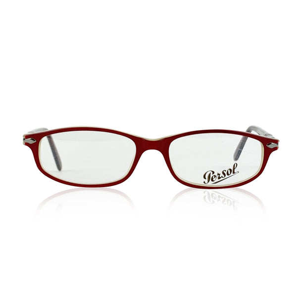 Persol Vintage Mint Unisex 2592-V 218 Red Eyeglasses 51/16 135 mm