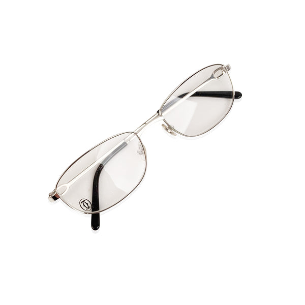 Cartier Paris Mint Unisex C Decor Eyeglasses T8100882 54-18 140mm