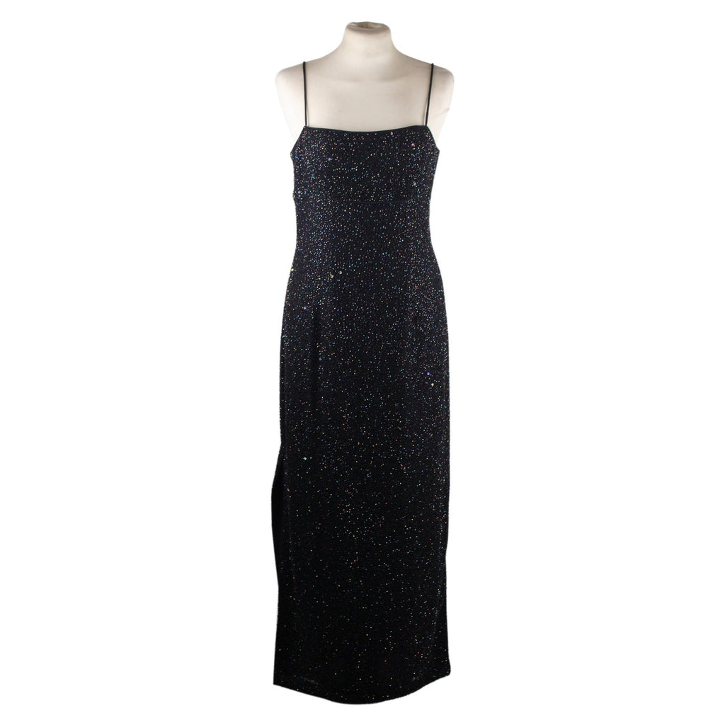 Morgan & Co. By Linda Bernell Embellished Evening Maxi Dress - OPHERTY & CIOCCI