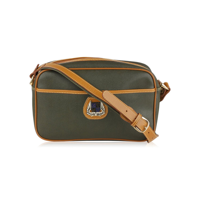 Lancel Vintage Messenger Bag