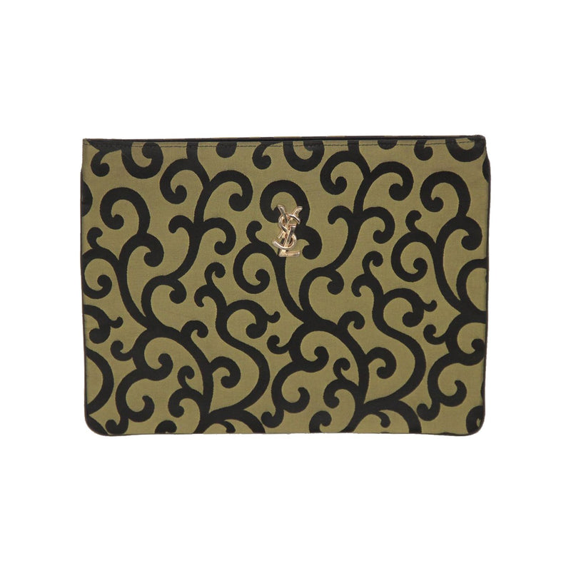 Yves Saint Laurent Portfolio Clutch Bag