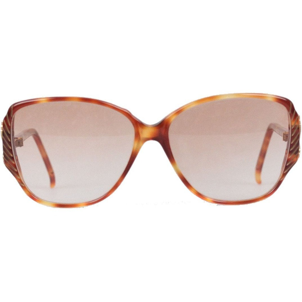 Vintage Tortoise Brown Mint Sunglasses 1780