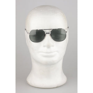 10K GF White Gold Sunglasses Mod 414