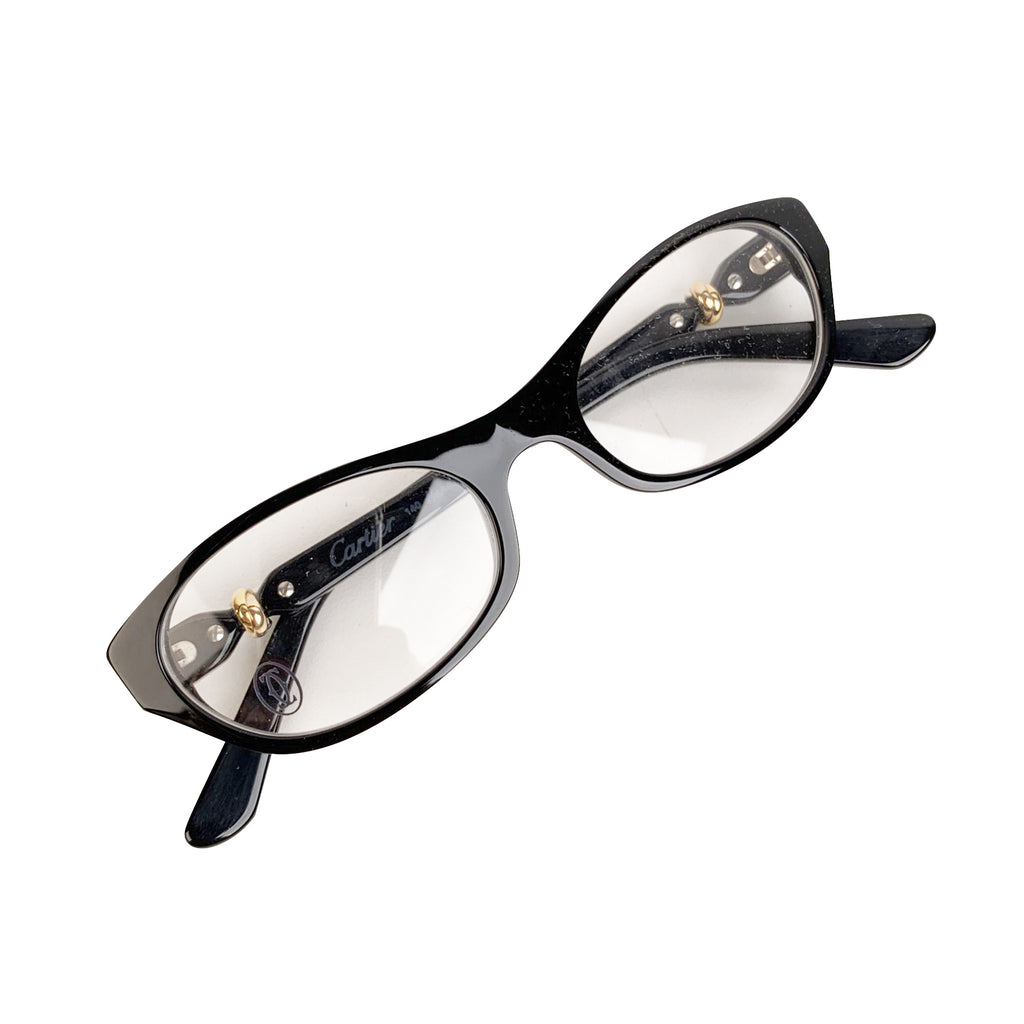 Cartier Paris Mint Eyeglasses Trinity T8101004 51-18 140mm