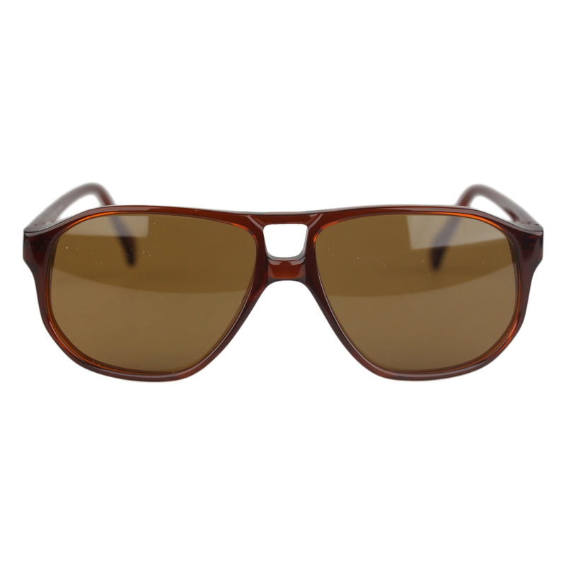 Brown Small Sunglasses Mod. Tangiers