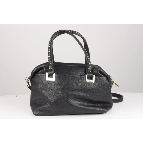 Leather And Suede Bag Tote With Shoulder Strap Opherty & Ciocci