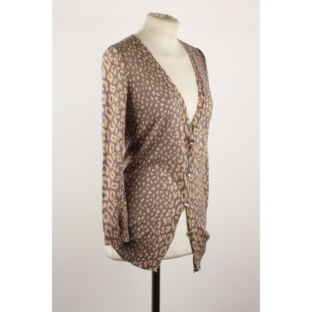 Gucci Animal Pattern Cardigan Size M