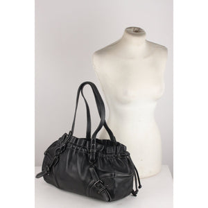 Tote with Drawstring