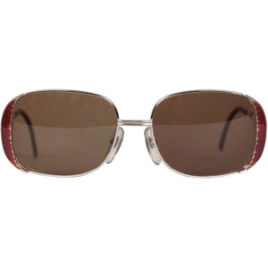Gold Brown Sunglasses 2713 53mm