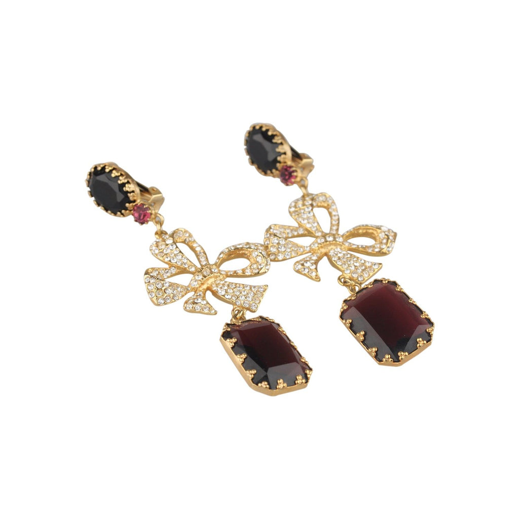 Vintage Haute Couture  Bow Earrings - OPHERTY & CIOCCI
