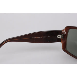 Vintage Brown Sunglasses Mod. 5114-B 58mm