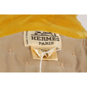 Hermes Embroidered Padded Jacket Size 40