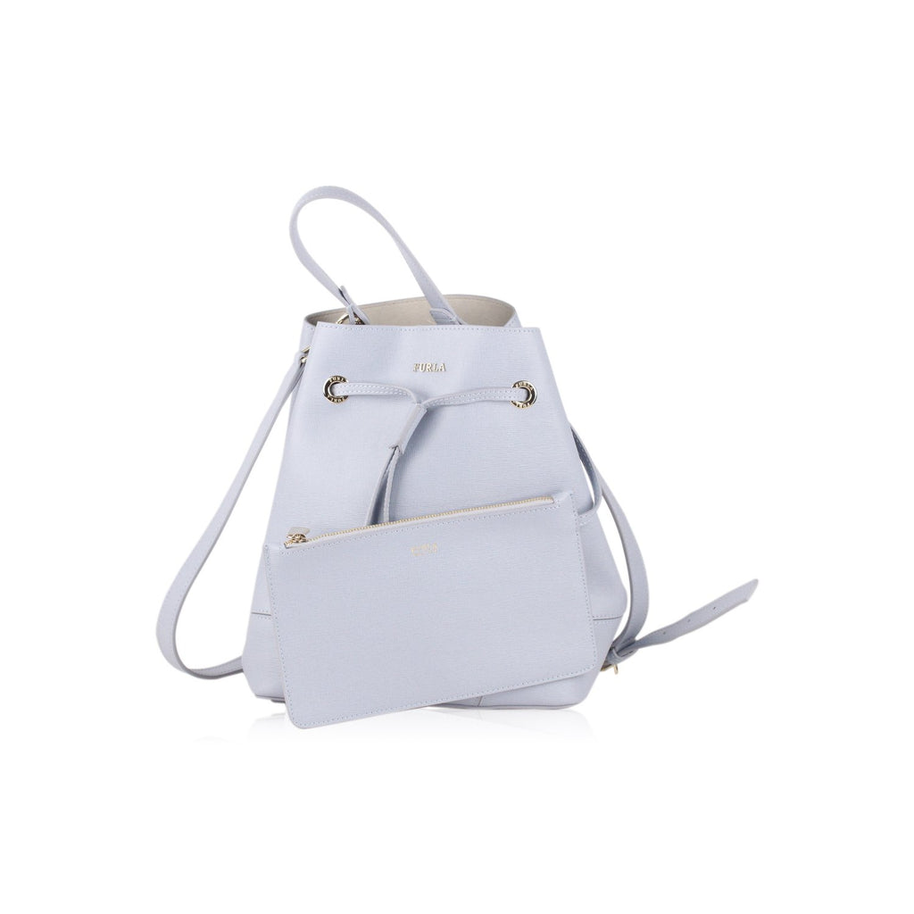Stacy S Drawstring Bucket Bag