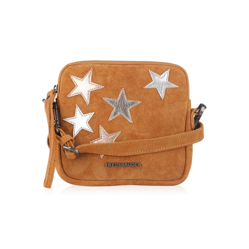 Starlet Suede Messenger Bag