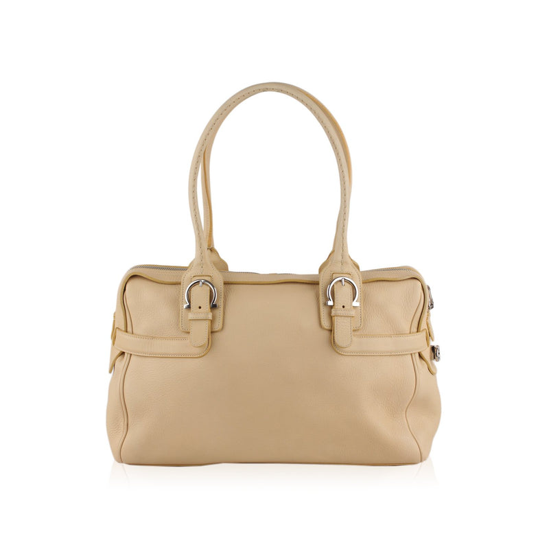 Salvatore Ferragamo Satchel Shoulder Bag