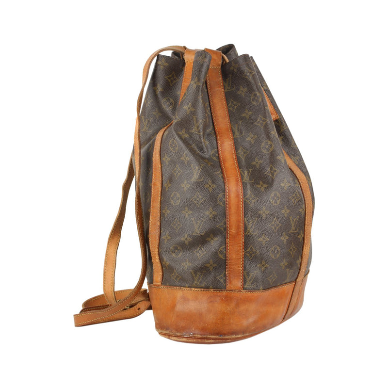 Louis Vuitton Vintage Monogram Randonnée Shoulder Bag