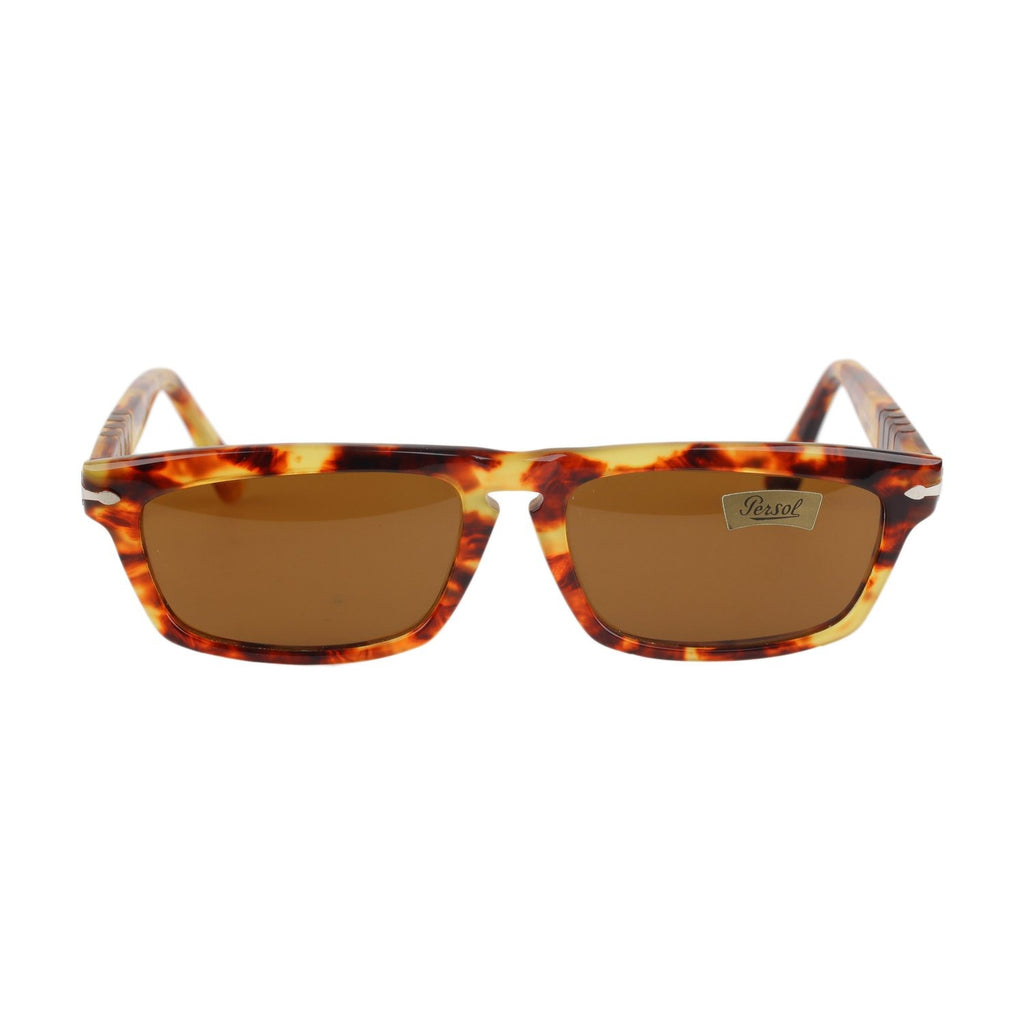 Vintage Brown Unisex Sunglasses PP507 56mm