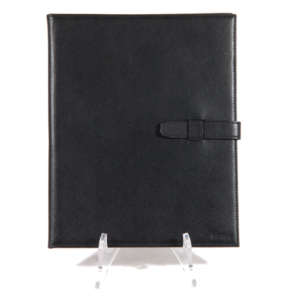 Saffiano Leather Notebook Cover