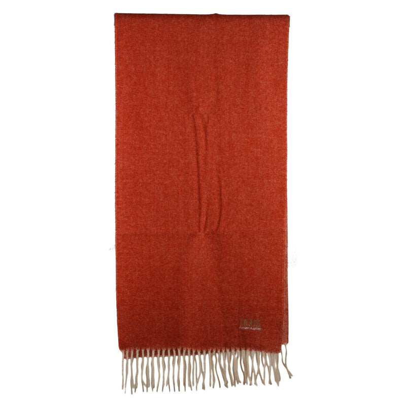 Alviero Martini Scarf with Fringes
