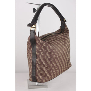 Bottega Veneta Monogram Canvas Tote Shoulder Bag