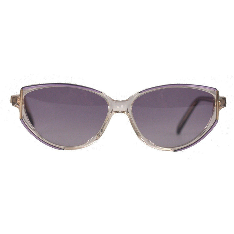 GIVENCHY Vintage MINT SUNGLASSES Mod. G 8906 58mm 697 Purple/Black