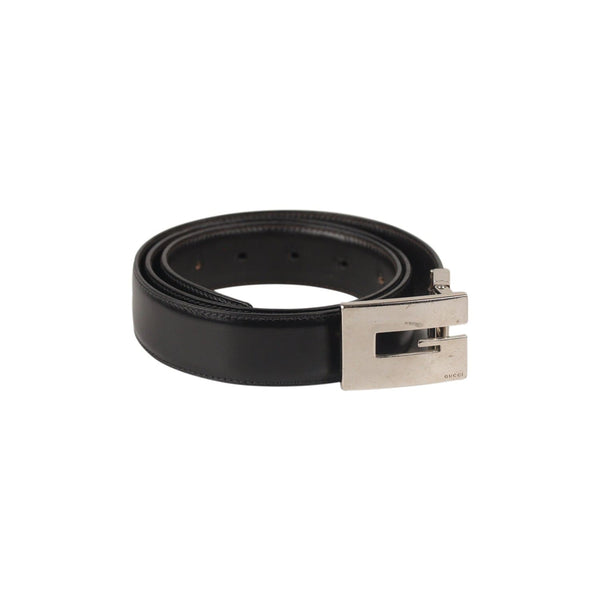 Reversible Belt With Logo Buckle Size 85/34 Opherty & Ciocci