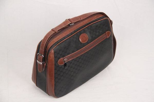 Vintage Monogram Messenger Bag Opherty & Ciocci