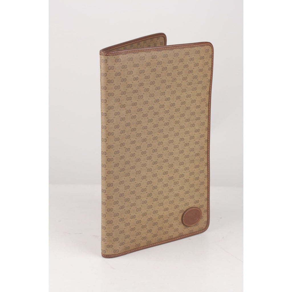Vintage Monogram Notebook Cover Opherty & Ciocci